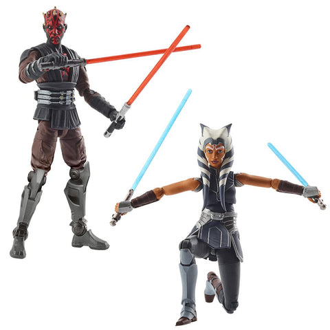 "(Hasbro) (Pre-Order) Star Wars 3.75"" Vintage Collection Assortment Case of 8 (Ahsoka, Darth Maul, ARC Trooper Echo, Offworld Jawa) - Deposit Only"