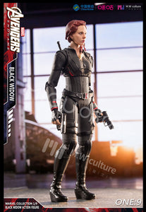 (M.W CULTURE Migu) (Pre- Order) 1/9 Scale Action Figure - Marvel - black widow - Deposit Only