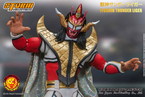 Image of (Storm Collectibles) (Pre-Order) 1/12 JYUSIN THUNDER LIGER - Deposit Only