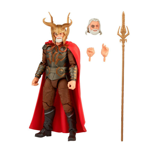 "(Hasbro)(Pre-Order) Marvel Legends Infinity Saga 6"" Thor Odin Action Figure - Deposit Only"