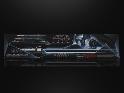 (Hasbro) (Pre-Order) Star Wars The Black Series Force FX Elite Darksaber - Deposit Only