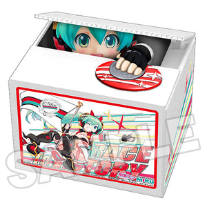(Good Smile Company) (Pre-Order) Racing Miku 2020 Ver. Chatting Bank 005 - Deposit Only