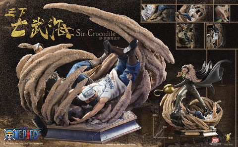 Image of (Soul Wing) (Pre-Order) 1/4 One Piece Sir Crocodile - Deposit Only