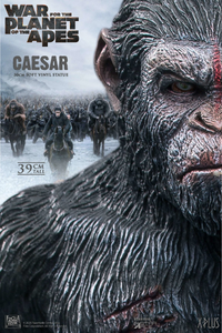 (Star Ace) (Pre-Order) Caesar (Gun) SA9018 (War of the Planet of the Apes) - Deposit Only