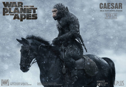 Image of (Star Ace) (Pre-Order) Caesar (Gun) SA9018 (War of the Planet of the Apes) - Deposit Only