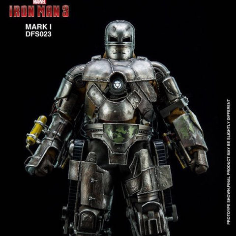 (KING ARTS) 1/9 IRONMAN MARK 1