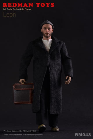 (Redman Toys) (Pre-Order) Leon the Professional 1:6 Scale Figure (RM048) - Deposit Only