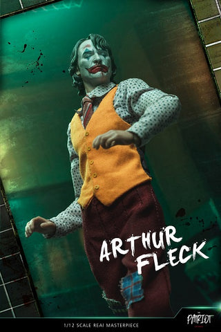 (The Patriot studio) (Pre-Order) 1/12 Arthur Fleck (Special Edition) - Deposit Only