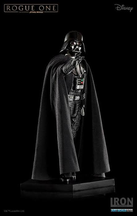 Iron Studios Star Wars Rogue One Darth Vader  1/10 Art Scale