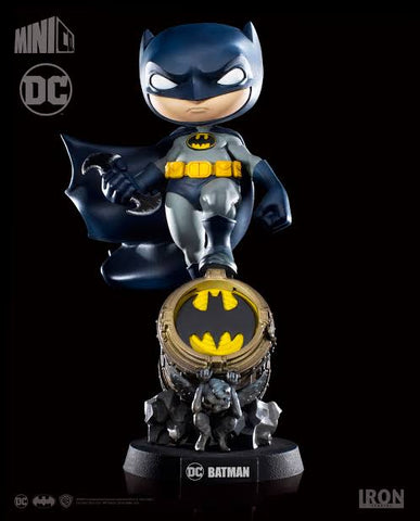 (Iron Studios) Mini Co. DC Comic Series - Batman Comics - Deluxe