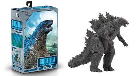 (Neca) Godzilla King of the Monsters (2019) - NECA - Godzilla 7'' Action-Figure