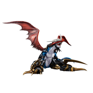 (MegaHouse) (Pre-Order) Precious G.E.M. Digimon Adventure02  Imprerial Dramon Dragon Mode - Deposit Only