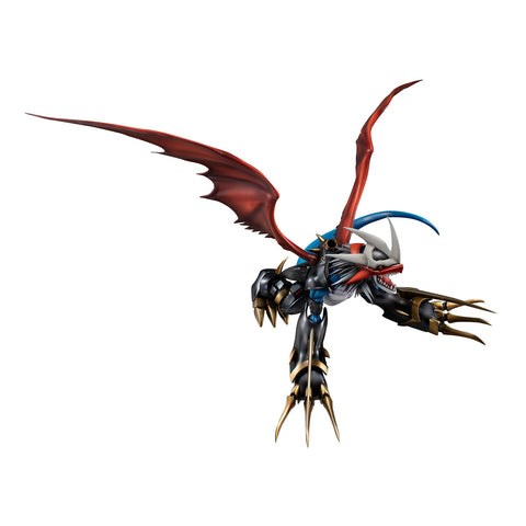 Image of (MegaHouse) (Pre-Order) Precious G.E.M. Digimon Adventure02  Imprerial Dramon Dragon Mode - Deposit Only