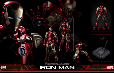 (Sen-ti-nel Japan) (Pre-Order) FIGHTING ARMOR Iron Man - Deposit Only