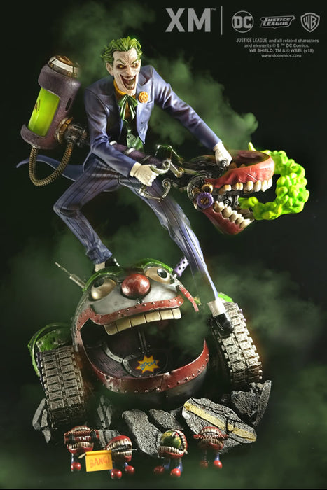 (XM Studios)  The Joker - Rebirth 1/6 Premium Scale Statue
