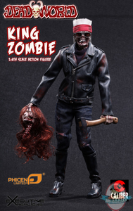 (PHICEN) (Pre-Order) Dead World King Zombie 1/6th scale action figure - Deposit Only