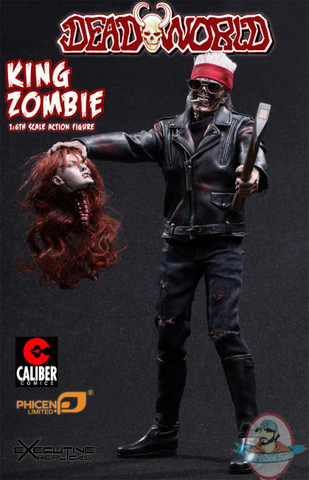 Image of (PHICEN) (Pre-Order) Dead World King Zombie 1/6th scale action figure - Deposit Only