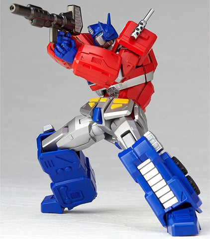 (Kaiyodo) (Pre-Order) FIGURE COMPLEX Amazing Yamaguchi NO.014 Convoy OPTIMUS PRIME - Deposit Only