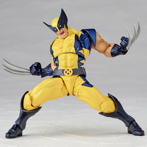 (Kaiyodo) (Pre-Order) FIGURE COMPLEX NO.005 MARVEL COMICS - X-MEN - WOLVERINE - Deposit Only