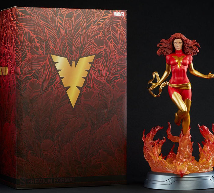(Sideshow Collectibles) Dark Phoenix Premium Format Figure