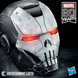 (Hasbro) Marvel Legends Future Fight The Punisher Electronic Helmet