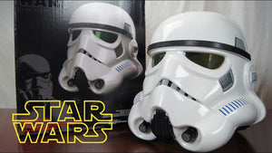 (Hasbro) (Pre-Order) Star Wars Black Series StormTrooper Electronic Voice Helmet - Deposit Only