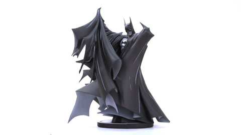 Image of (Mc Farlane) (Pre-Order) Batman Black and White by Todd McFarlane Version 2 Deluxe Statue - Deposit Only