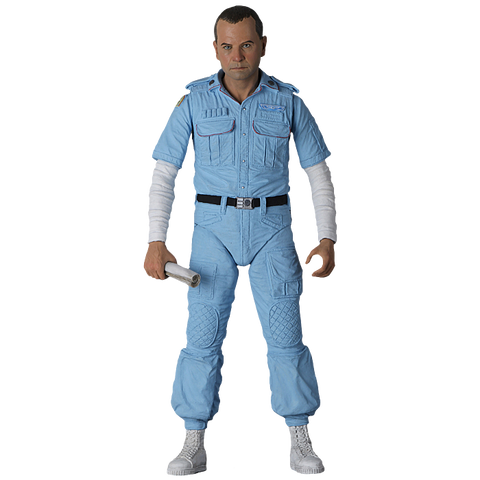 (Neca) Alien 7 inch Scale Neca Action Figure - 40th Anniversary - Ash