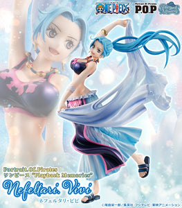 "(MegaHouse) (PRE-ORDER) RETAIL 1 PC NO DISCOUNT - Portrait.Of.Pirates ONE PIECE ""Playback Memories""Nefertari Vivi - DEPOSIT ONLY"
