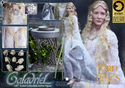 Image of (ASMUS TOYS) (PRE-ORDER) THE LORD OF THE RING SERIES: GALADRIEL LOTR019 - DEPOSIT ONLY