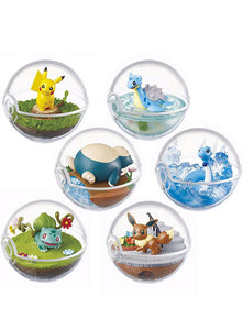 (RE-MENT) POKEMON TERRARIUM 1