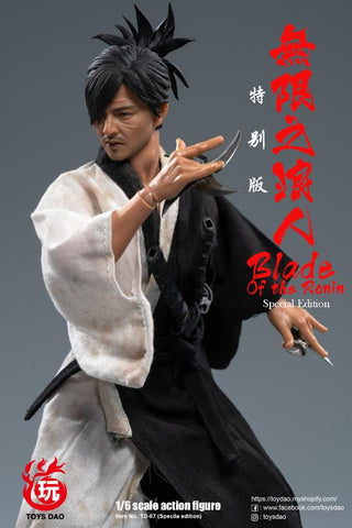 (TOYSDAO) (Pre-Order) TD-07 1/6 Blade of Ronin (Special Version) - Deposit Only