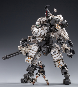 (JOYTOY) JT0425 1/25 Steel Bone Armour (white)