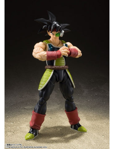 Image of (S.H.Figuarts) (Pre-Order) BARDOCK + TRADING - Deposit Only