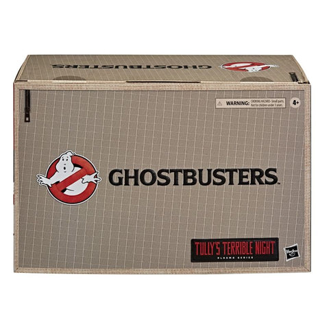 Image of (Hasbro) Ghostbusters Plasma Series Tully's Terrible Night Figure 2-Pack
