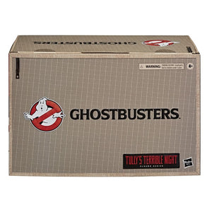(Hasbro) Ghostbusters Plasma Series – Tully's Terrible Night Figure 2-Pack