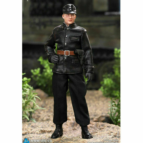 Image of (Did) (Pre-Order)DID XD80004 PALM HERO 1/12 WWII German SS Hauptsturmführer -Michael Wittmann-Deposit-Only