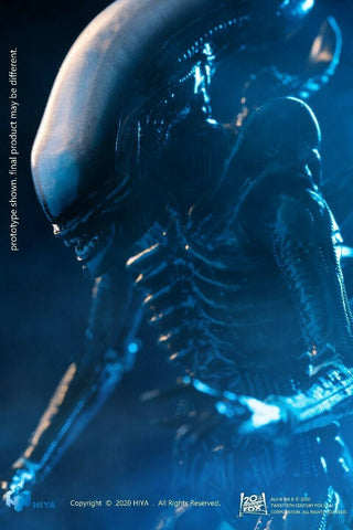 Image of (HIYA) (PRE-ORDER) LA0108 ALIEN - 79 Big Chap Alien 1/18 PVC Figure - DEPOSIT ONLY