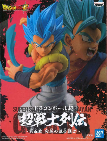 (BANPRESTO) BNP CHOSENSHI BLUE GOGETA VOL5