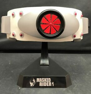 Banpresto Masked Rider # 1 Rider Belt Display