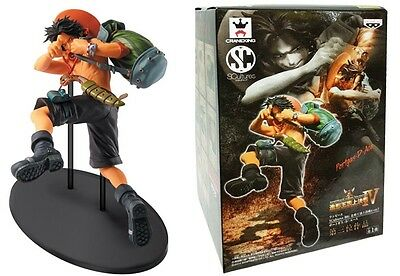 (Banpresto) One Piece Scultures Big World Figure Colosseum 4 Vol.7 Portgas D. Ace