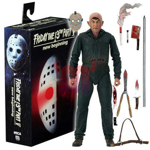 (NECA) Friday The 13th Part 5: Ultimate Roy Burns 7 Inch Action Figure
