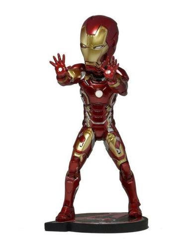 Image of NECA Avengers Age of Ultron (Movie) - Head Knocker - Iron Man