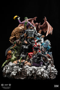(XM Studios) (Pre-Order) Batman Sanity David Finch - Full Color or Smoked Version - Deposit