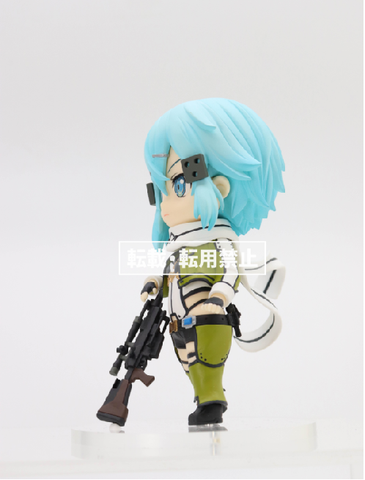 (SQUARE ENIX) (Pre- Order) TAITO New products (SWORD ART ONLINE PUCHIEETE FIGURE SINON)- Deposit Only