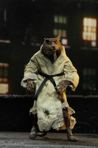 "(NECA)  Teenage Mutant Ninja Turtles - 7"" Scale Action Figure - Splinter"