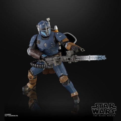 (Hasbro) (Pre-Order) Heavy Infantry Mandalorian Star Wars Black Series - Deposit Only