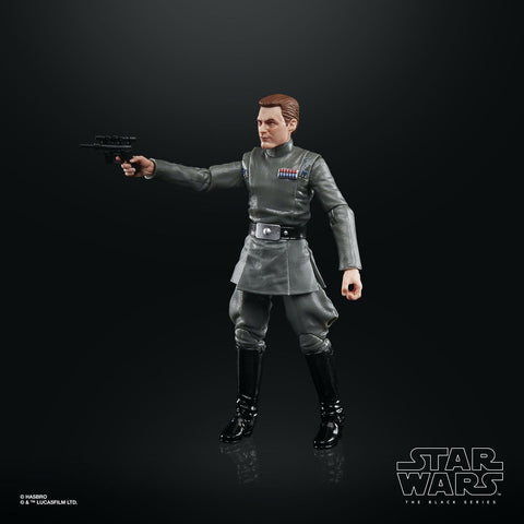 Image of (Hasbro) (Pre-Order) Star Wars Black Series Vice Admiral Rampart - Deposit Only