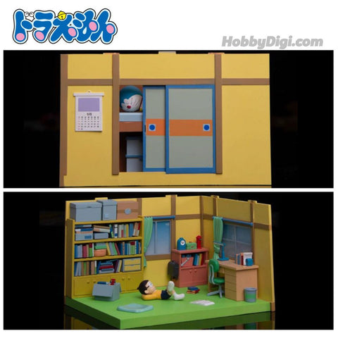 (Brilliant Linkage) (Pre-Order) Doraemon Nobita 's room (VOL.1&2) - Deposit Only