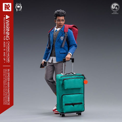 (YOUNGRICH TOYS) (Pre-Order) YR015 1/6 SPIDER-MAN Parallel Universe Little Spider Myers 3.0 - Deposit Only